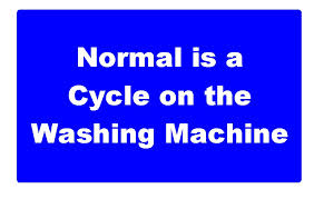 Normal.washing machine
